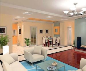 室内客厅装潢图片