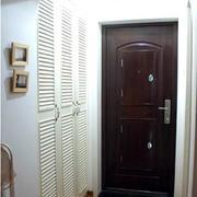 典雅进门玄关鞋柜