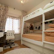 两室一厅双人床装修