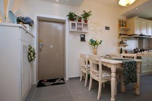 70平米唯美朴实含有古典韵味的地中海两室房屋装修