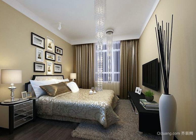 让人充满幻想的精致小卧室装修效果图鉴赏