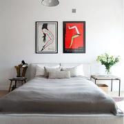 小型卧室装饰画大全