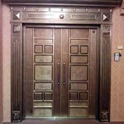 上档次大门装修设计