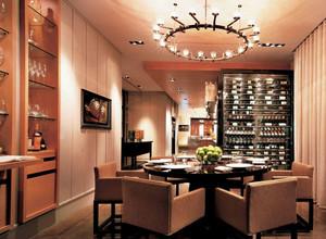 饭店吊顶设计图片