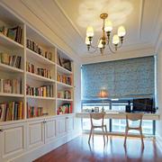 公寓书架设计图片