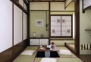 90平米日式清新简约多功能榻榻米装修效果图