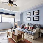 两室一厅沙发装修