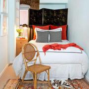 唯美风格小卧室装修