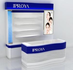 品牌系列柜台装修图片