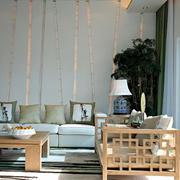 120平米客厅装修