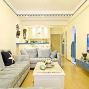 客厅沙发装修图片