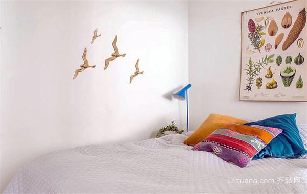 听说宝圣罗四季如夏:巴西式热情loft公寓装修