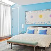 地中海卧室装修图片