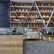 木质吧台设计图片