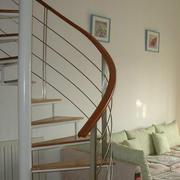 唯美型楼梯装修图片