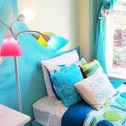 童话色调儿童房装修