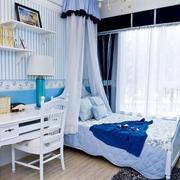 白色调小卧室装修