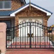 铁质大门装修设计