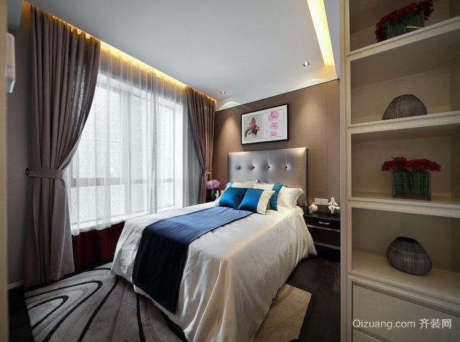 120平米永不过时的经典现代简约客厅装修效果图