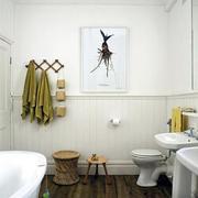 现代风格浴室装修图片