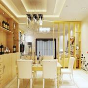温馨系列酒柜设计图片