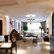 客厅家具设计图片
