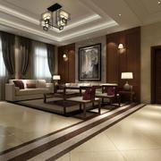 传统型客厅背景墙