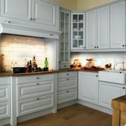 别墅整体橱柜设计图片