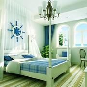 清爽型小卧室装修