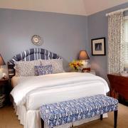 宜家风格卧室装修图片