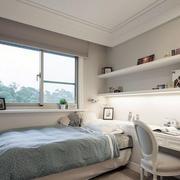 淡雅型小卧室装修
