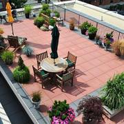 传统型花园装修设计
