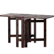 深灰色调折叠桌图片