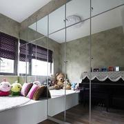 卧室镜子设计图片大全