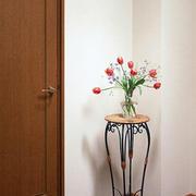 角落里盆栽设计图片