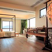 120平米木地板装修