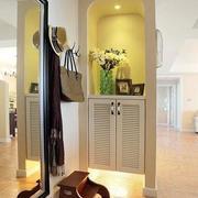 现代创意进门玄关鞋柜