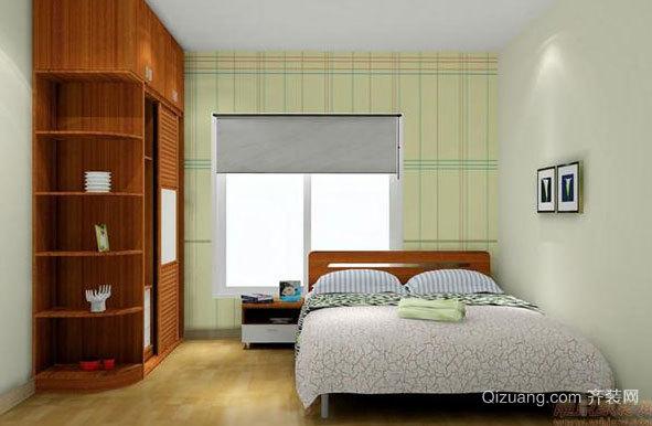 专为闲杂物品设计的卧室柜子装修效果图