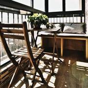 大户型阳台设计图片