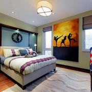 卧室装饰画图片大全