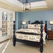 卧室门装修图片
