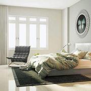 小卧室飘窗装修图片