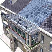 别墅屋顶设计图片