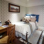 自然风格卧室装饰画