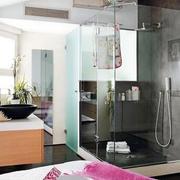 自然系列卫生间玻璃隔断