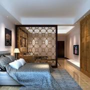 现代创意公寓装修设计