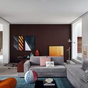 公寓玄关设计图片