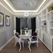 欧式风格样板房装修