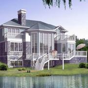 三层别墅设计图片