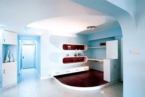 多功能化空间 简约时尚小户型榻榻米装修效果图
